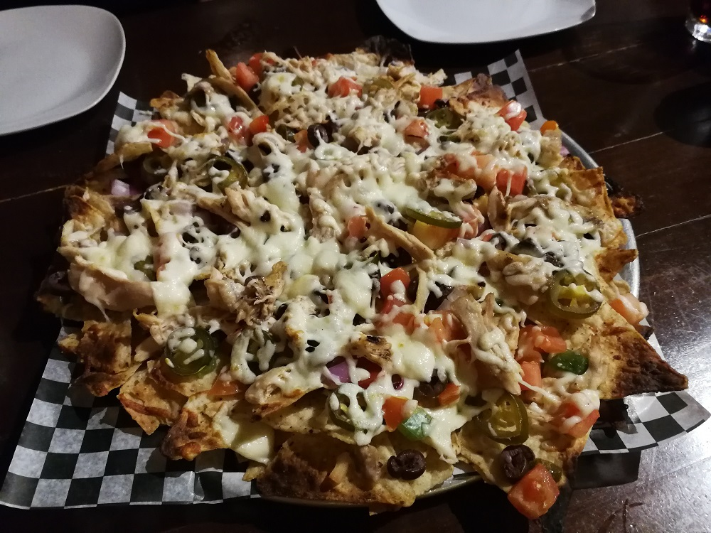 Nachos on Quinpool: Bramoso Gourmet Pizza