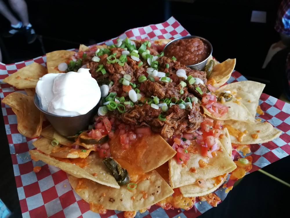 Best Nachos on Quinpool: El Chino Snack Bar
