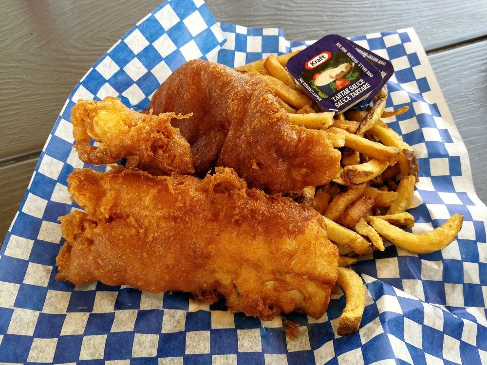 Fisherman's Cove: What's The Scoop