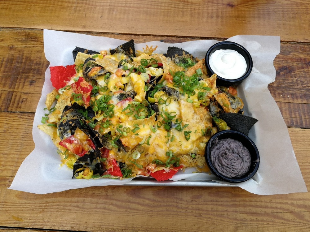 Best Nachos in Halifax: East of Grafton