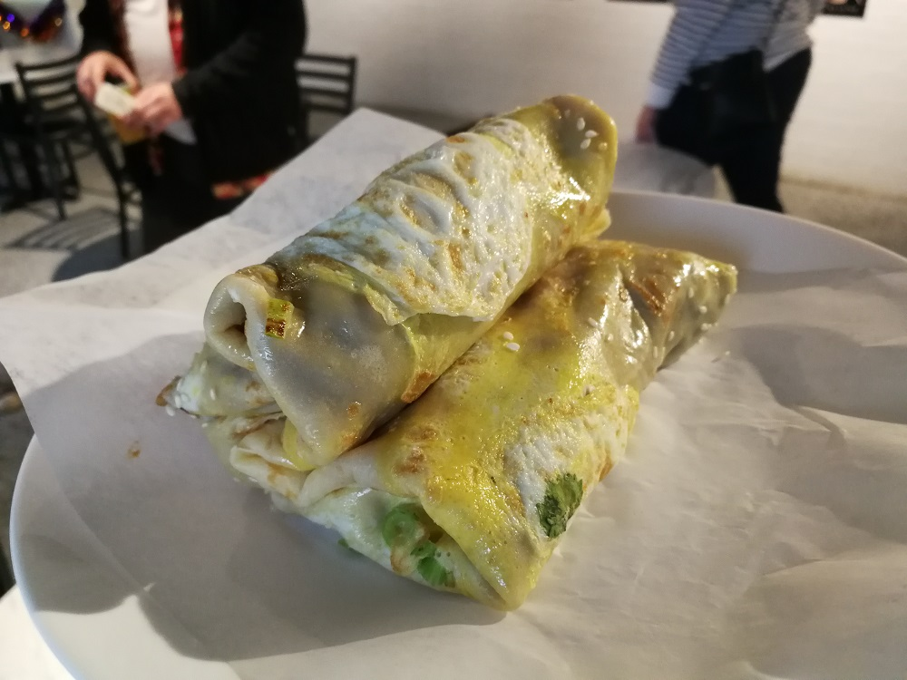 South End Halifax China Town - Crepe Crepe