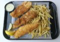 Fish 'n Chips at Katch Seafood