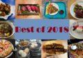 Best Meals of 2018