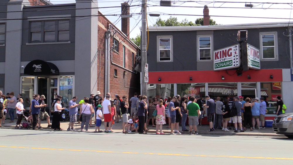 History of the Donair: Halifax Donair Crawl (Photo by Dagley Media)