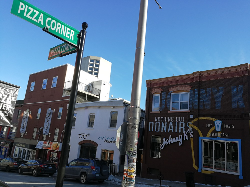 History of the Donair: the legendary Pizza Corner