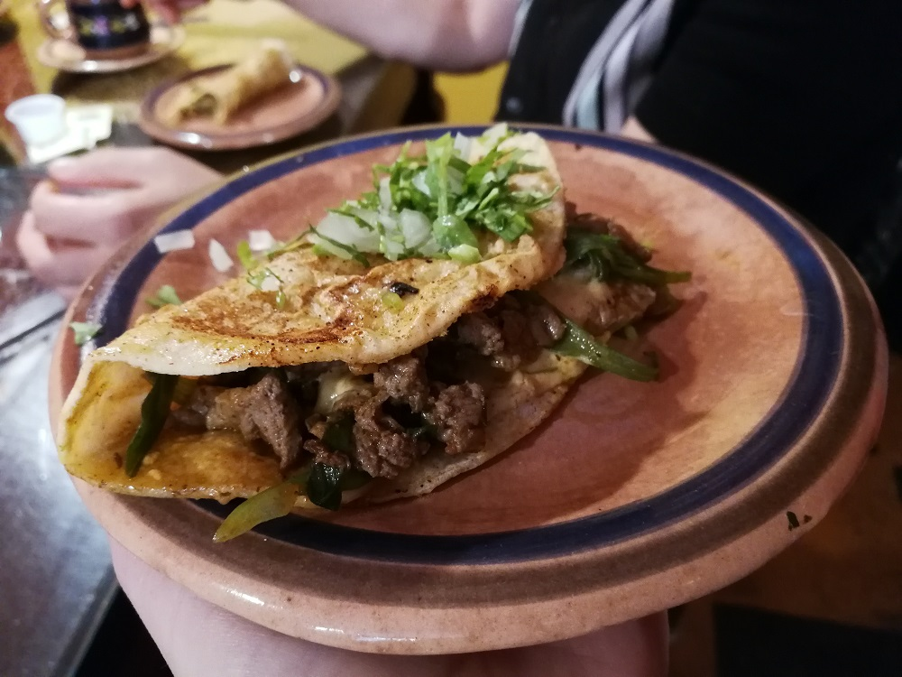 Authentic Tacos in Halifax: Cafe Aroma Latino
