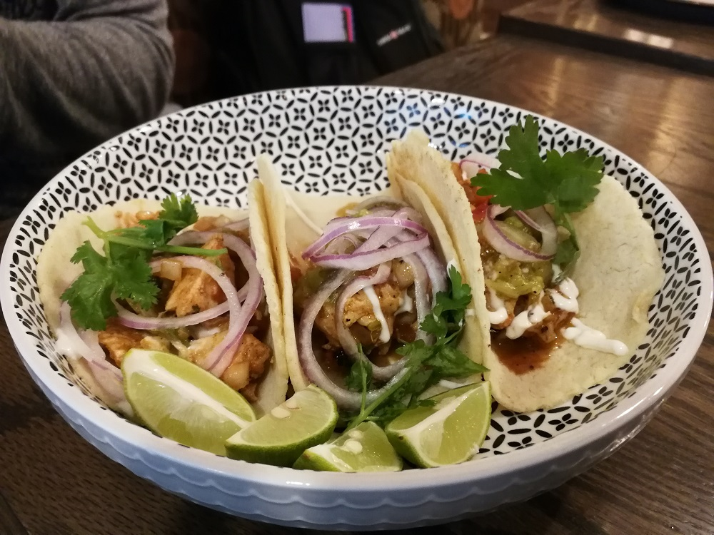 Authentic Tacos at Verano