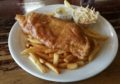 Fish and Chips at the Resolutes Club