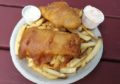 Fish and Chips at Rudy & Olive's